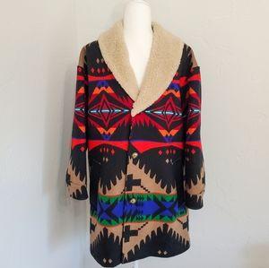 VTG Pendelton High Grade Western Wear Wool Jacket